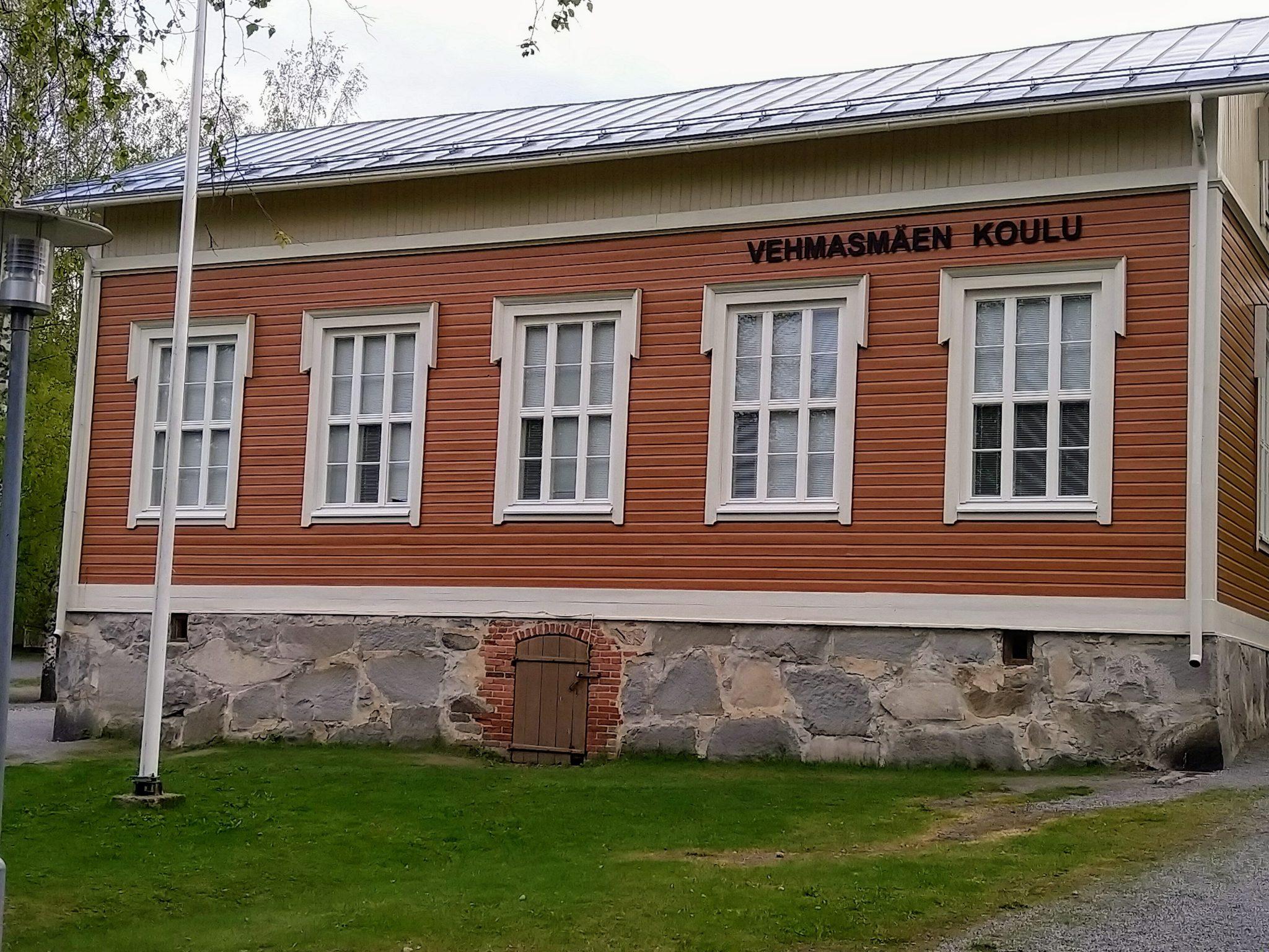 Vehmasmäen koulu