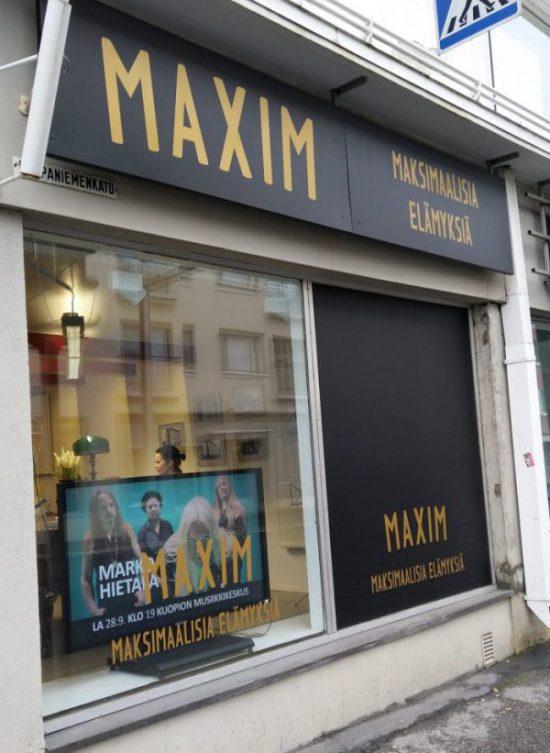 Ohjelmaravintola Maxim