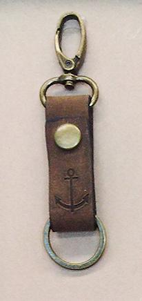 SeaClub avaimenperä nahkaa